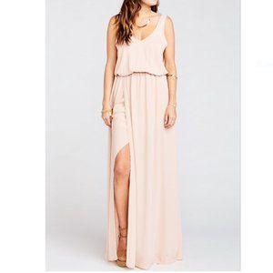 SHOW ME YOUR MUMU Kendall Maxi Dress size XL